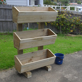 Vertical Planter Box